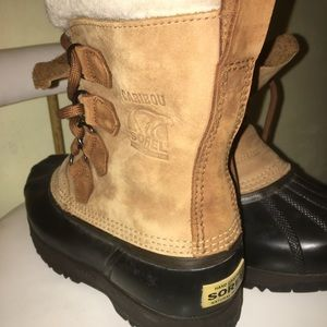 Sorel insulated all weatherproof boots